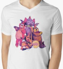 The Banana Splits Men's V-Neck T-Shirt