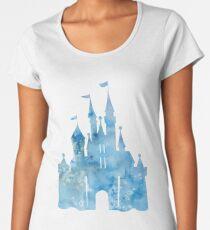 Blue Wishes Women's Premium T-Shirt