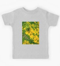 Small Yellow flowers Kids Clothes