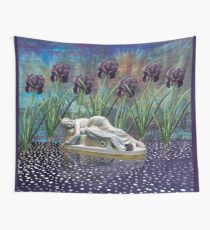 Lady of the Lake Wall Tapestry