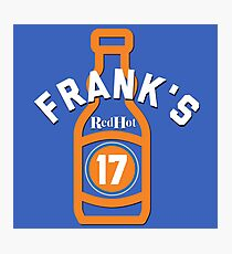 NBA Collection - Frank's Red Hot Photographic Print