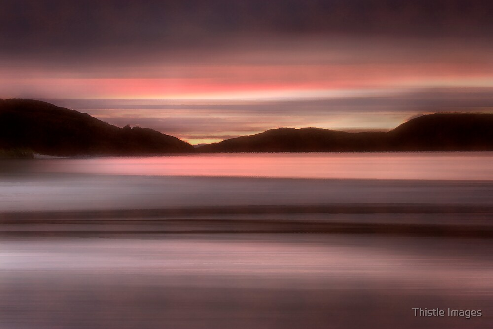 Morar Dreams by Thistle Images
