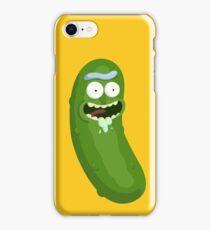Pickle Rick iPhone Case/Skin