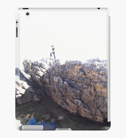 High key in high places iPad Case/Skin