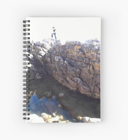 High key in high places Spiral Notebook