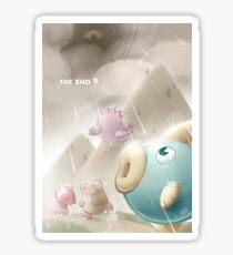 Walk Through the Rain Sticker
