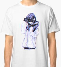COLD - Sad Japanese Aesthetic Classic T-Shirt