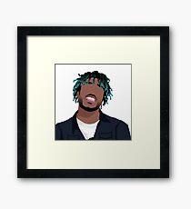 Uzi Framed Print