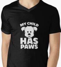 My Child Has Paws T-Shirt