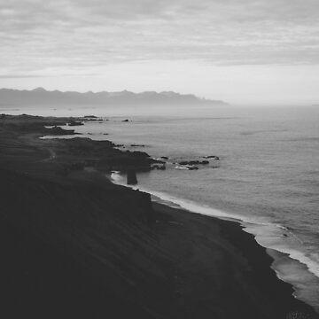 icelandic south coast by zoemeinke