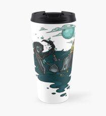 Stylus Gravedigger Travel Mug