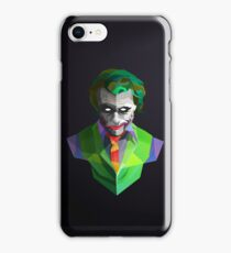 The Joker Iphone Cover iPhone Case/Skin