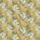 Marisol Floral - Sweet Pea by Lynn Nafey