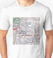 Fairfax Mid-Wilshire Los Angeles T-Shirt