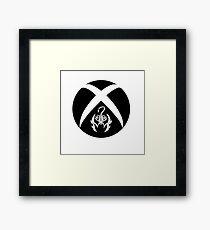 Xbox One X - Scorpio Insignia Framed Print