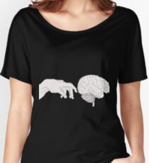 The Creation of Thought Women's Relaxed Fit T-Shirt