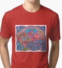 18 Tri-blend T-Shirt