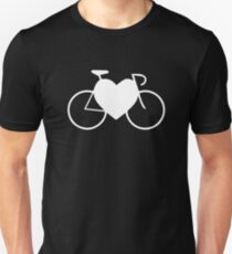 Bicycle with a Heart T-Shirt