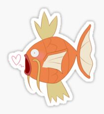 Magikarp Love <3 Sticker