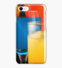 Choose the best and most refreshing drink of natural juice iPhone Case/Skin