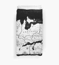 Thedas Map Duvet Cover
