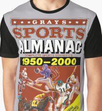 Gray's Sports Almanac Graphic T-Shirt