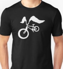 Bicycle with Wings T-Shirt