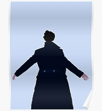 Sherlock The Reichenbach Fall Poster