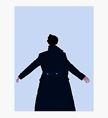 Sherlock The Reichenbach Fall Photographic Print