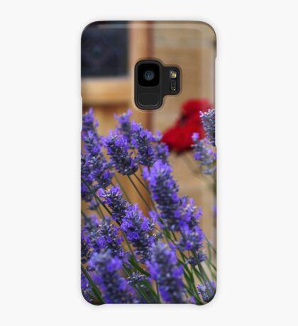 lavender gardens Case/Skin for Samsung Galaxy