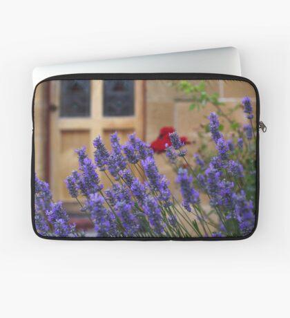 lavender gardens Laptop Sleeve