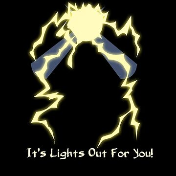 It's Lights Out For You - Spark Man by haulk618
