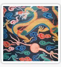 Korean Temple Cieling Sticker