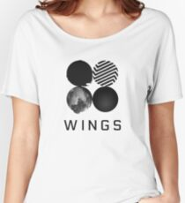 BTS - Wings Women's Relaxed Fit T-Shirt