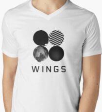 BTS - Wings Men's V-Neck T-Shirt