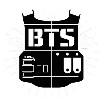 BTS - logo by bballcourt