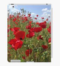 Mohnblumen werden dich schlafen lassen iPad-Hülle & Klebefolie