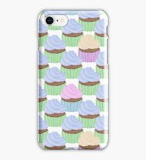 Tray of Cupcakes iPhone Case/Skin
