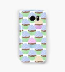 Tray of Cupcakes Samsung Galaxy Case/Skin
