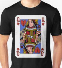 Queen of broken hearts Unisex T-Shirt