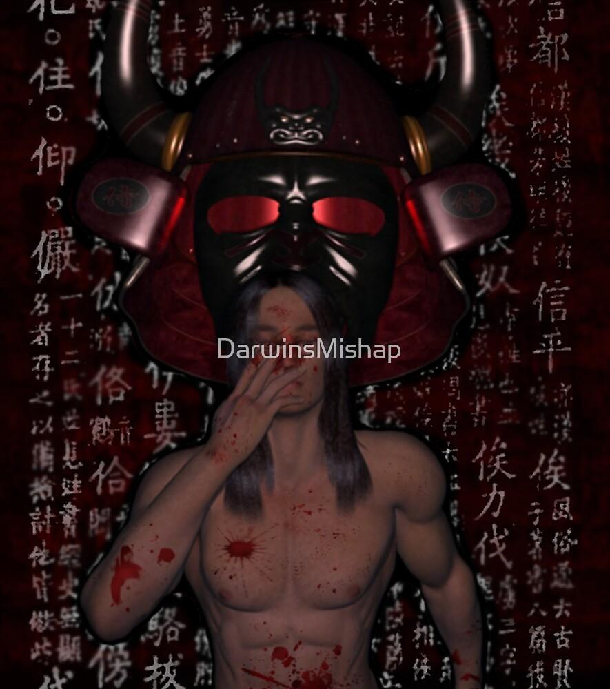 Blood Lust by DarwinsMishap