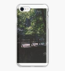Nature bridge  iPhone Case/Skin