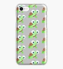Turtle-Tot iPhone Case/Skin