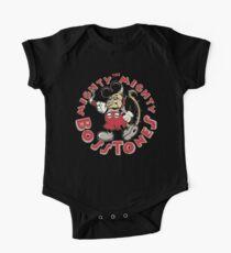 Body de manga corta para bebé ¡Es The Mighty Mighty Bosstones, Just Skank!