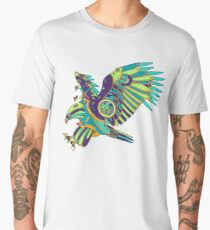 Eagle, from the AlphaPod collection Men's Premium T-Shirt
