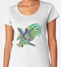 Eagle, from the AlphaPod collection Women's Premium T-Shirt