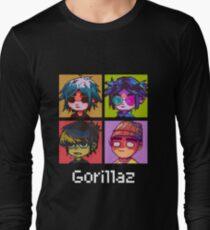 Gorillaz Pixel T-Shirt