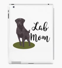 Lab Mom iPad Case/Skin