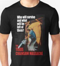 Chainsaw monster Unisex T-Shirt