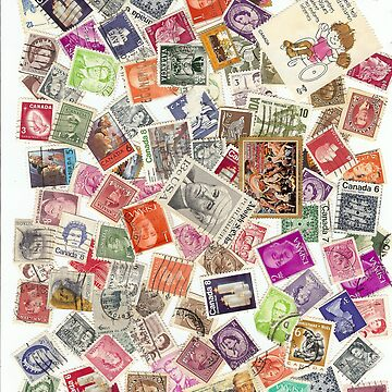 Postage Party by JoBaby13